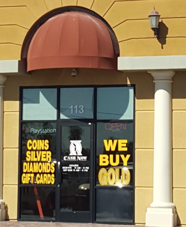 NLV Cash Now - 4040 W Craig Rd #113, North Las Vegas, NV 89032